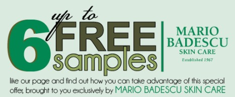 free mario badescu skin samples