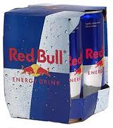 free red bull 4 pack