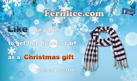 free scarf