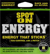 free spot on energy sample