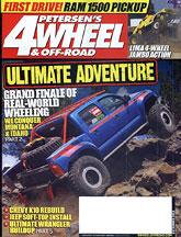 free 4 wheel drive magazine