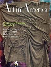 free art in america magazine