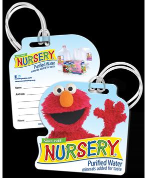 free nursery tag
