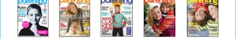 free parenting school years magazine