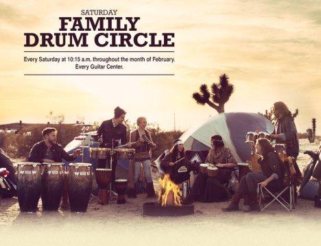 free drum circle