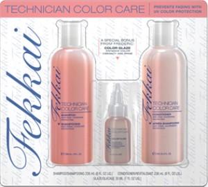 free fekkai hair color