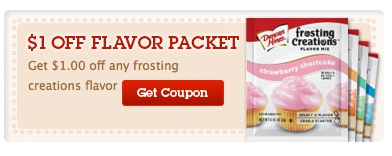 free frosting creations flavor pack at walmart