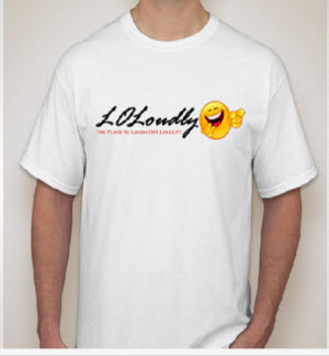 free loloudly tshirt