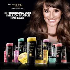 free loreal advanced hair care