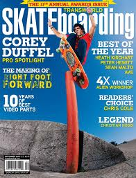 free transworld skateboarding magazine