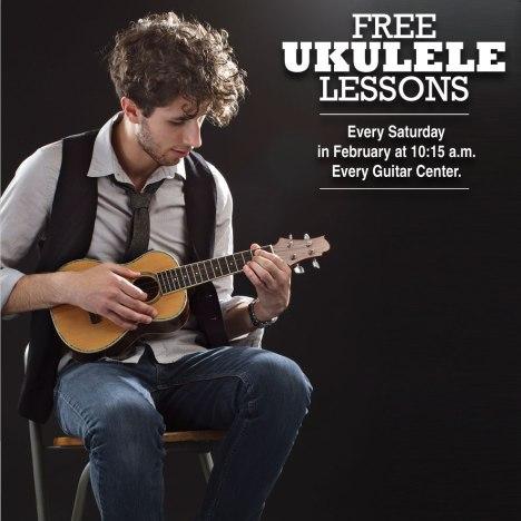 free ukulele lessons