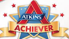 free atkins achiever decal