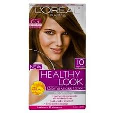 free loreal healthy look creme gloss color