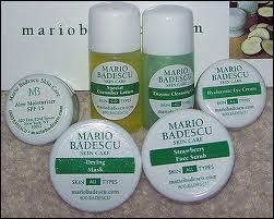 free mario badesco samples