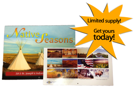 free Native-Season-calendar