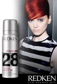 free redken 28 hairspray