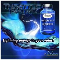 free throttle matrix sample
