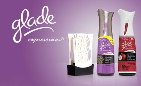 Glade Expressions Bzz Campaign