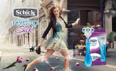 Schick Hydro Silk