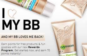 free garnier bb cream