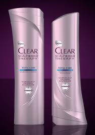 free clear scalp and hair therapy