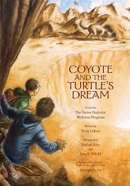 free coyote and turtles dream book