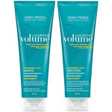 free john frieda luxurious volume sample