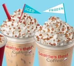 free seattles best frozen latte