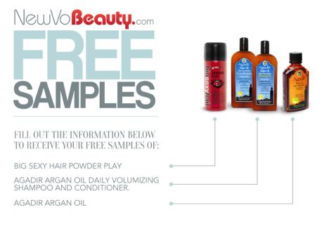 free agadir samples