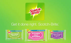 free scotch brite magnet