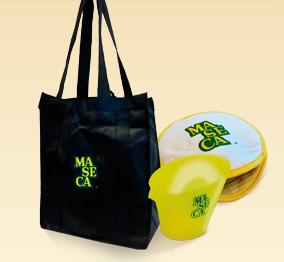 free masaca kit