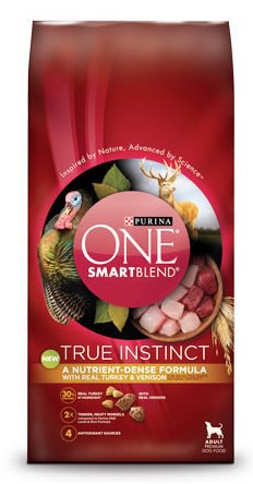 free purina one dog food