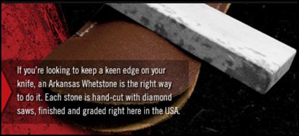 free sharpening stone