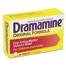 free dramamine