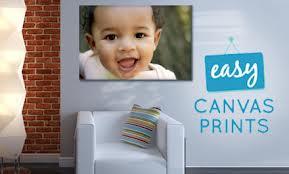 free easy canvas prints