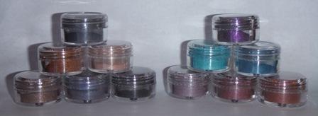 Beauty Bar Baby Eyeshadow Set 2