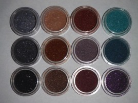 Beauty Bar Baby Eyeshadow Set 3
