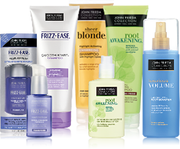 free John-Frieda-Products