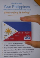 Card.com Prepaid Visa Debit Card Collage 3