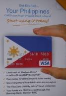 Card.com Prepaid Visa Debit Card Collage 3