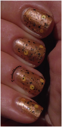 Sweet Tea Polish - Black Eyed Susan 2