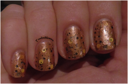 Sweet Tea Polish - Black Eyed Susan 3