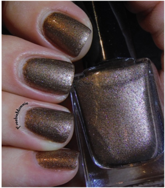 Sweet Tea Polish - Shoofly Pie 2