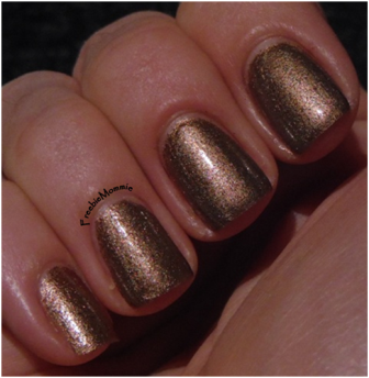 Sweet Tea Polish - Shoofly Pie 4