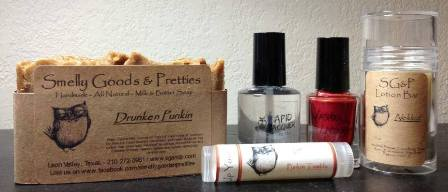 0012 Smelly Goods & Pretties