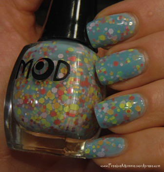 Mod Lacquer Sideshow 1