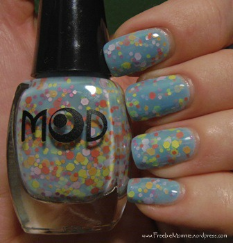 Mod Lacquer Sideshow 4