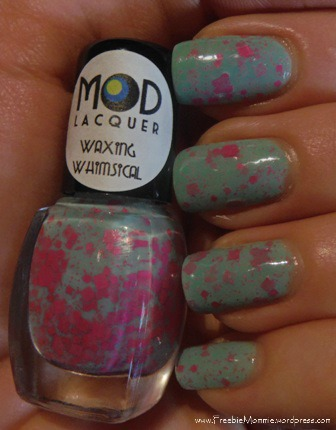 Mod Lacquer Waxing Whimsical 2
